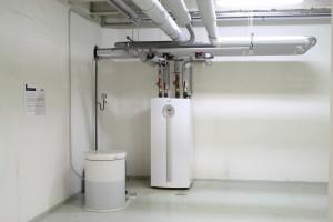Tepelné čerpadlo IVT Greenline D43, systém voda-voda