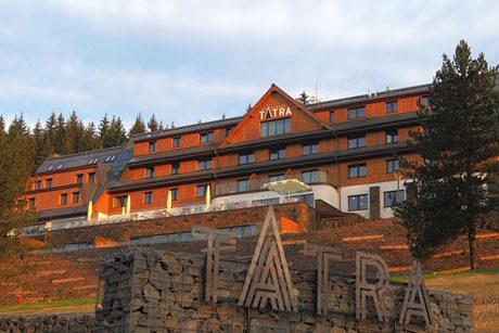 Rekonstrukce hotelu TATRA