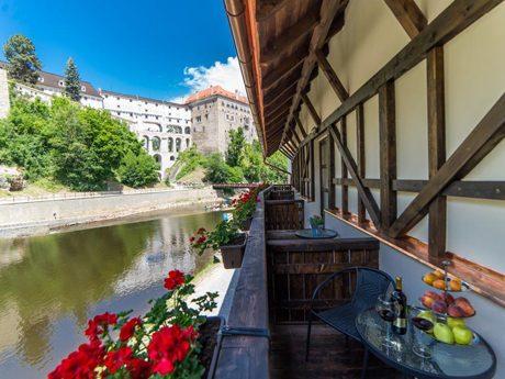 Tip na výlet – hotel Castle bridge