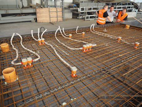 Realizace pasivního domu – betonové prefabrikované panely