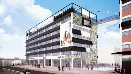 Výběrové řízení pro výstavbu nové budovy Inovačního centra společnosti NWT a.s.