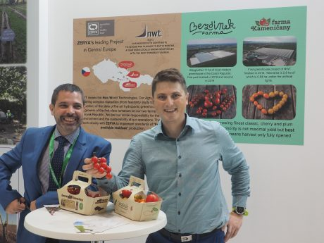 Agro na Fruit Attraction 2019