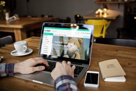 Nový e-shop s hračkami Hrackynainternetu.cz